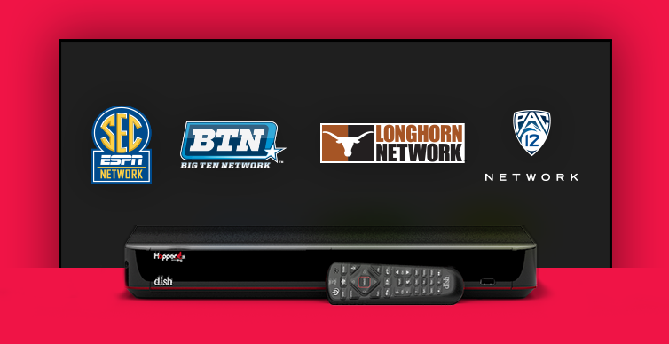 DISH College Sports TV Packages - Lewistown, Pennsylvania - Sky View Video - DISH Authorized Retailer