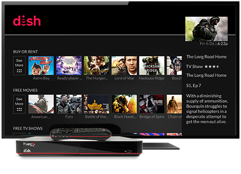 Ondemand TV from DISH | Sky View Video
